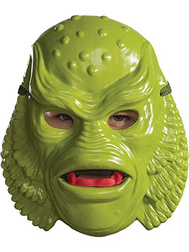 Rubie's Costume Co Men's Creature from The Black Lagoon Mask, As Shown, One Size