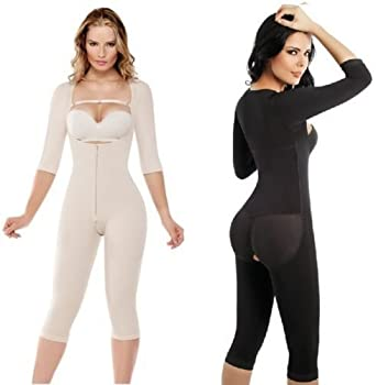 Fajas Colombianas Fajate Post Surgery Full Body Shaper Arms and Legs Compression