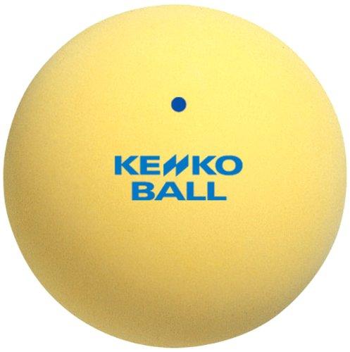 Markwort Kenko Soft Tennis Balls (Yellow, 1 Dozen)