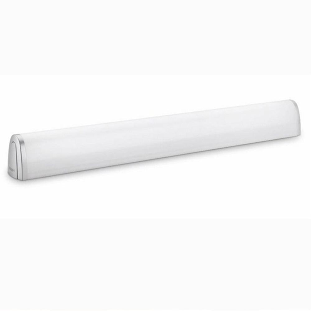 JINGQIANDENG SEESUNG Simple Weißlicht LED Spiegelleuchte WC Badezimmerspiegel Lampen Wandleuchte Spiegelschrank Licht, Länge 19,69in Breite 2,17in Höhe 2,36in