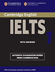 Cambridge Practice Tests for IELTS 1 Self-study Student's Book (IELTS Practice Tests)