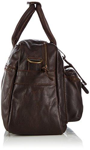 Cowboysbag The Bag, Borsa A Tracolla, unisex Marrone (Brown 500)