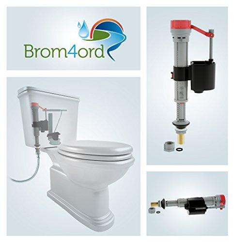 toilet fill valve parts. Brom4ord Pro Fill Valve 15 16  Brass Toilet Repair Kit Flush American Standard Parts