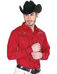 Charra Shirt L/Sleeve (Spcls) El Señor de los Cielos 65% Polyester