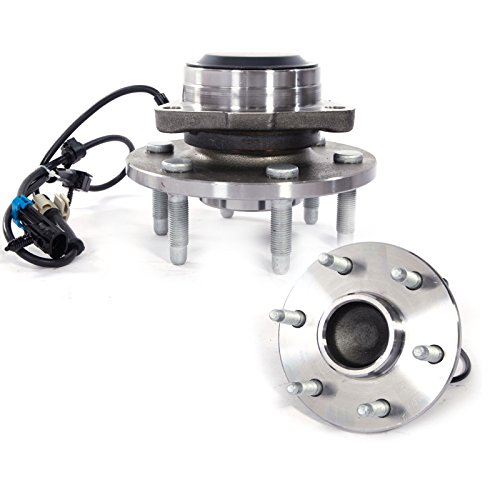 515054 Front Wheel Hub And Bearing Assembly 6 Lug For Cadillac Chevy GMC 2WD With - 6 Front Stud Hub