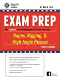 img - for Ropes, Rigging and High Angle Rescue Exam Prep, 4/e book / textbook / text book