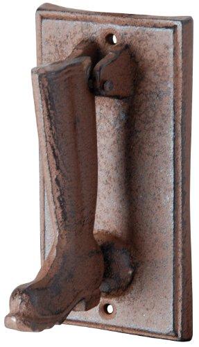 Cast Iron Boot Door Knocker ()