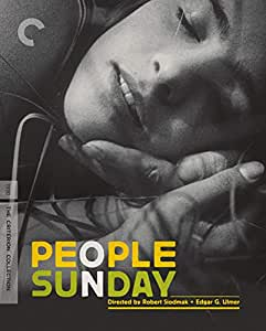 People on Sunday (The Criterion Collection) [Blu-ray]