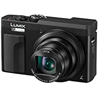 Panasonic Panasonic Dc-Tz90Eb-K 30X Zoom Pocket-Sized Travel Camera - Black