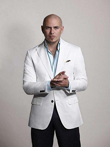 Amazon com: Pitbull Rapper Mr  Worldwide Singer Songwriter