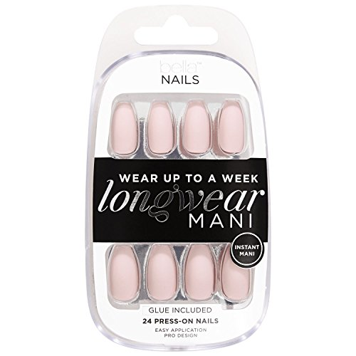 Bella Nails Nude Matte Longwear Mani Nude Matte