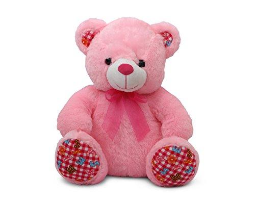 Dimpy Stuff 45 cm Teddy Bear   45 cm   Pink