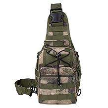 Vastfire Diaper Bag 600D Oxford Sling Bag Rucksack Running Waist Bag Hiking Cross Over Shoulder Bags Crossbody Bags Chest Bag for Women Men Teens, Four Color Optional