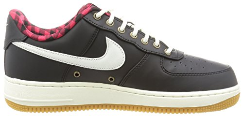 NIKE Herren Air Force 1 '07 LV8 Basketballschuh schwarz