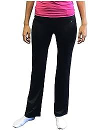 Women's Dri More performance Petite Straight-Leg Pants...