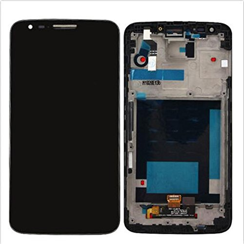 Touch Screen Digitizer for LG G2 D802 (Black) - 1