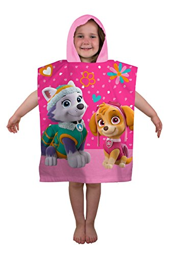 Paw Patrol Forever Hooded Towel Poncho by Paw Patol