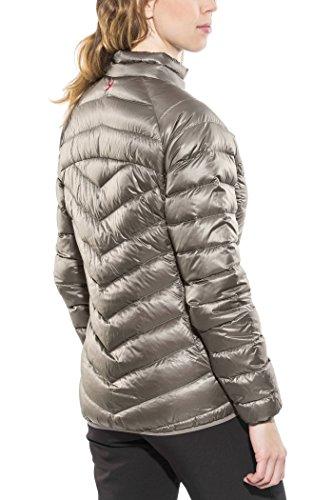 dark Down Jacket grey peria Women Jacket gull Yeti Down wqxYOU5z