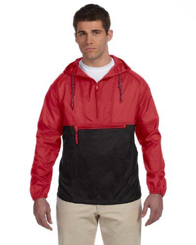 Nylon Pullover Jacket - 8