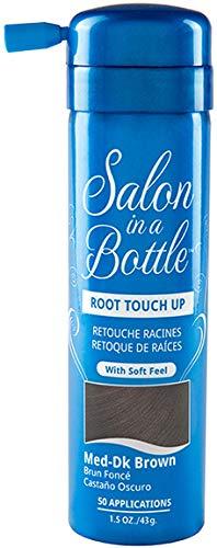 Salon in a Bottle Root Touch up Hair Spray (Medium/Dark Brown)