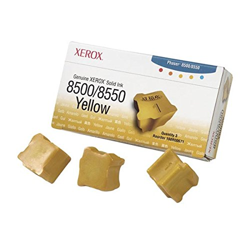 Xerox Phaser 8500/8550 Yellow Solid Ink 3000 -