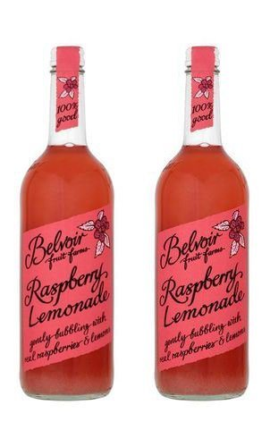 (2 PACK) - Belvoir Raspberry Lemonade | 750ml | 2 PACK - SUPER SAVER - SAVE MONEY