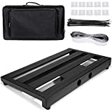 Luvay Guitar Pedal Board - Extra Large (22' x 12.6') with Bag, 7LB...
