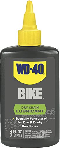 WD 40 BIKE: All Conditions Lube, Dry Lube, Wet Lube, Bike Wash, Chain Degreaser