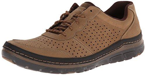 Rockport Männer Activflex Sport Perf Schutzblech Walking Shoe- Vicuña