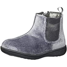 Carter's Kids Girl's France2 Grey Velvet Boot Ankle