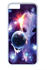 Alien Origins PC Case Cover for iphone 6 plus and iphone 6 plus 5.5 inch White in GUO Shop