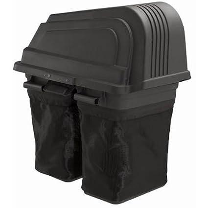 amazon com poulan pro 960730023 soft sided grass bagger for poulan
