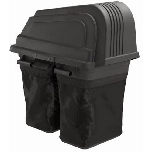 Soft-Sided 2 Bin Grass Bagger Item #960730024 , Fits all Poulan Pro 46-inch Riding Lawn Mowers by Poulan