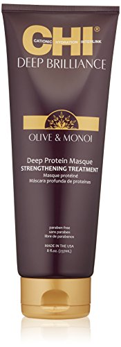 Deep Protein (CHI Deep Protein Masque Strengthening Treatment, 8 Fl Oz)