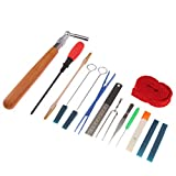 D DOLITY 14Pack Fixing Tool Piano Tuning Kit Tuner Tools Mute Kit Temperament