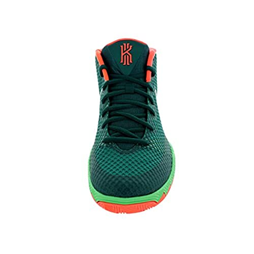 newest f125e 1ebb9 80%OFF Nike Kyrie 1 Venus Flytrap 705277-313 Emerald Green/Silver Men's