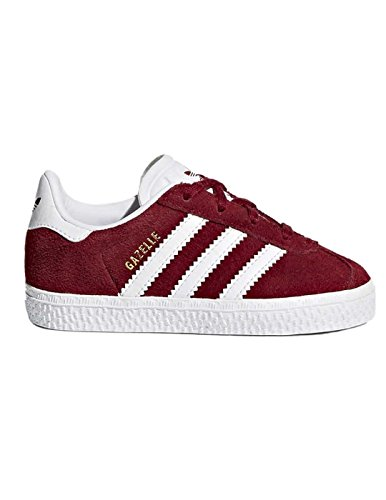 De buruni Rojo Unisex ftwbla Adidas Gazelle ftwbla 000 Niños I Deporte Zapatillas wXx8tx0