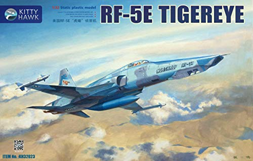 KH32023 1/32 Kitty Hawk RF-5E Tiger Eye (Model Building ()