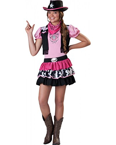 Giddy-Up Girl Toddler Cowgirl Costume (Cowgirl Costume For Toddler)