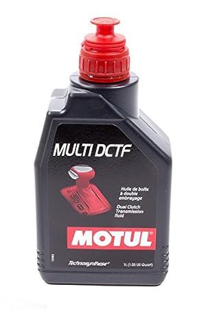 MOTUL 105786 Multi doble embrague líquido de transmisión, 1 L, 1 Pack: Amazon.es: Coche y moto