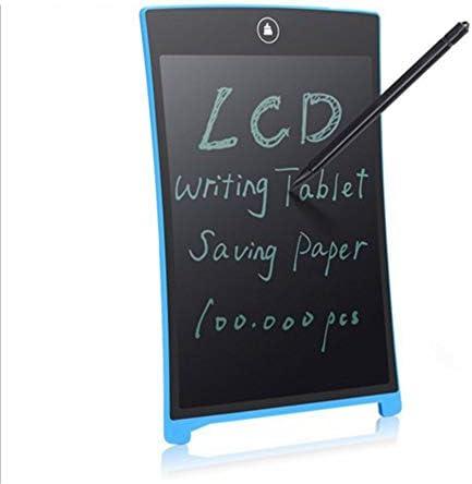 BOBIDYEE 8.5インチLCD手書きボードLcdライトエネルギー電子小さな黒板子供の落書き手描きボードメッセージボード学生描画ボード描画光おもちゃ (色 : レッド)