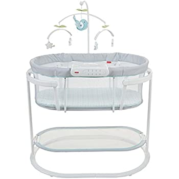 Image of Baby Fisher-Price Soothing Motions Bassinet