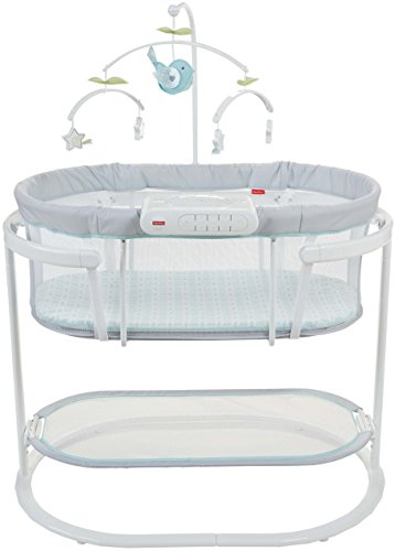Fisher-Price Soothing Motions Bassinet (Fisher Price Rock N Play Portable Bassinet)