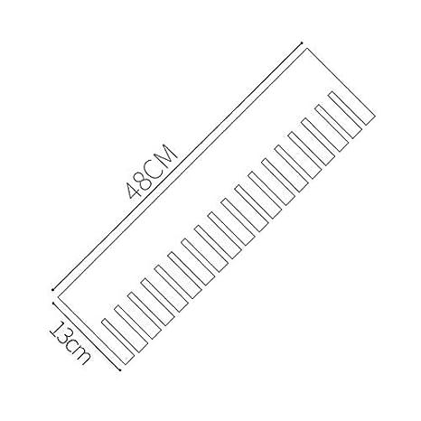lzndeal Organizador Ajustable del Almacenamiento del guardarropa del Almacenamiento de la divisi/ón del Divisor del caj/ón de la tablilla