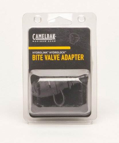 CamelBak HydroLink HydroLock Replacement Bite Valve Assembly Black 90890