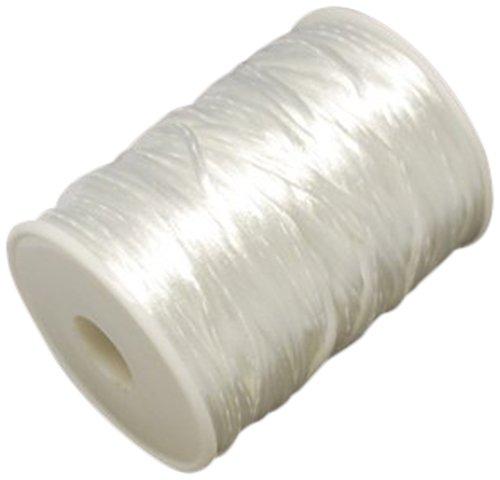 X 2mm Premium Quality Kumihimo Rattail Satin Cord Angel Malone /® WHITE 10 Mtrs