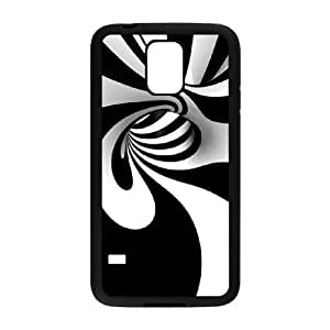 Colorful Stripes Design The Unique Printing Art Custom Phone Case for SamSung Galaxy S5 I9600,diy cover case ygtg601679 by icecream design