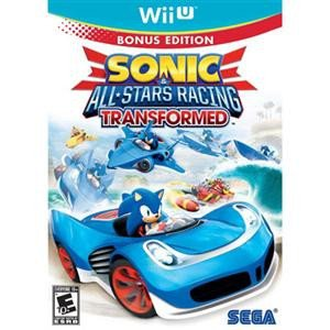 Sega Sonic and All Stars Racing