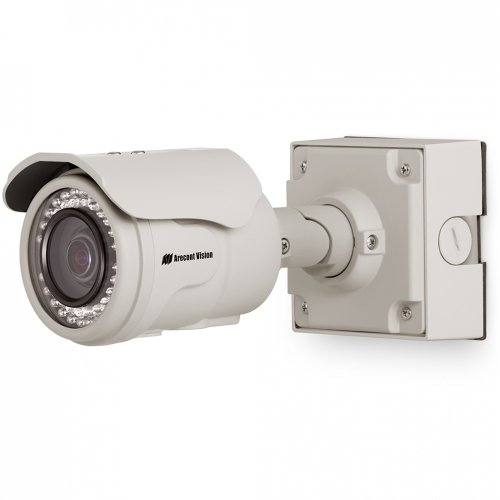 (Arecont Vision 3 Megapixel, IP66 and Vandal Resistant Bullet IP Camera,3-9mm P-Iris Lens, Day/Night Functionality w/ IR LEDs, WDR AV3226PMIR)
