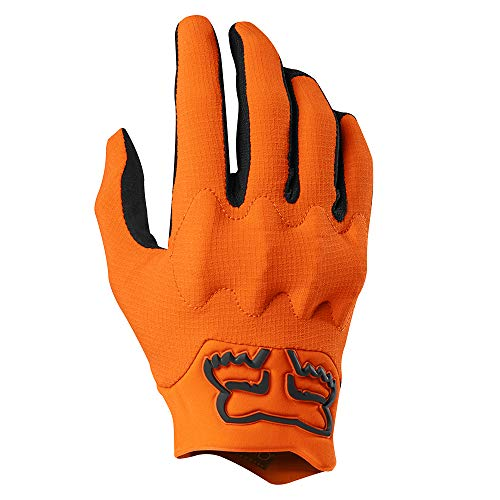 2019 Fox Racing Bomber Light Gloves-Black/Orange-L